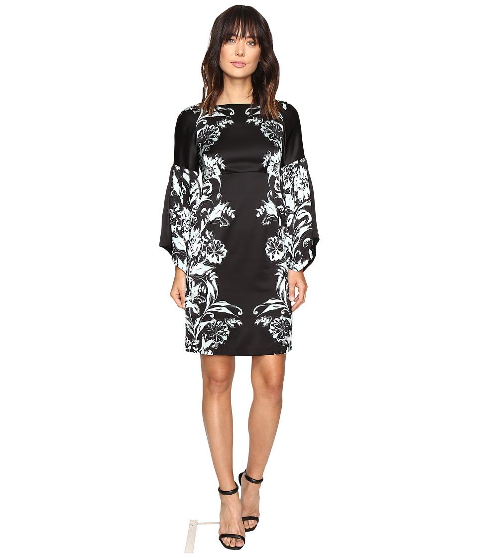 Nanette Lepore - Midnight Martini Dress (Black/Blue) Women's Dress