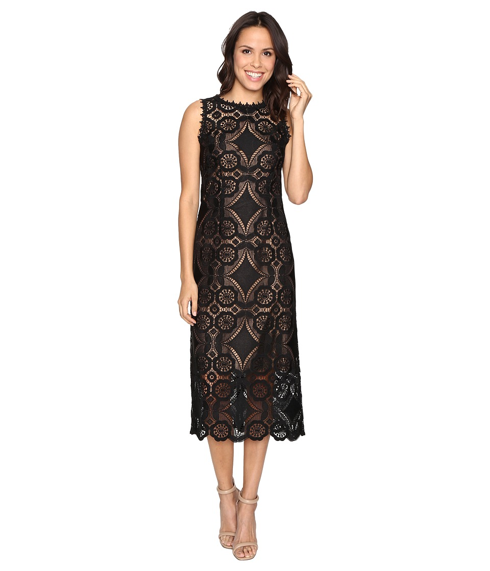 Nanette Lepore - Casino Shift (Black) Women's Dress