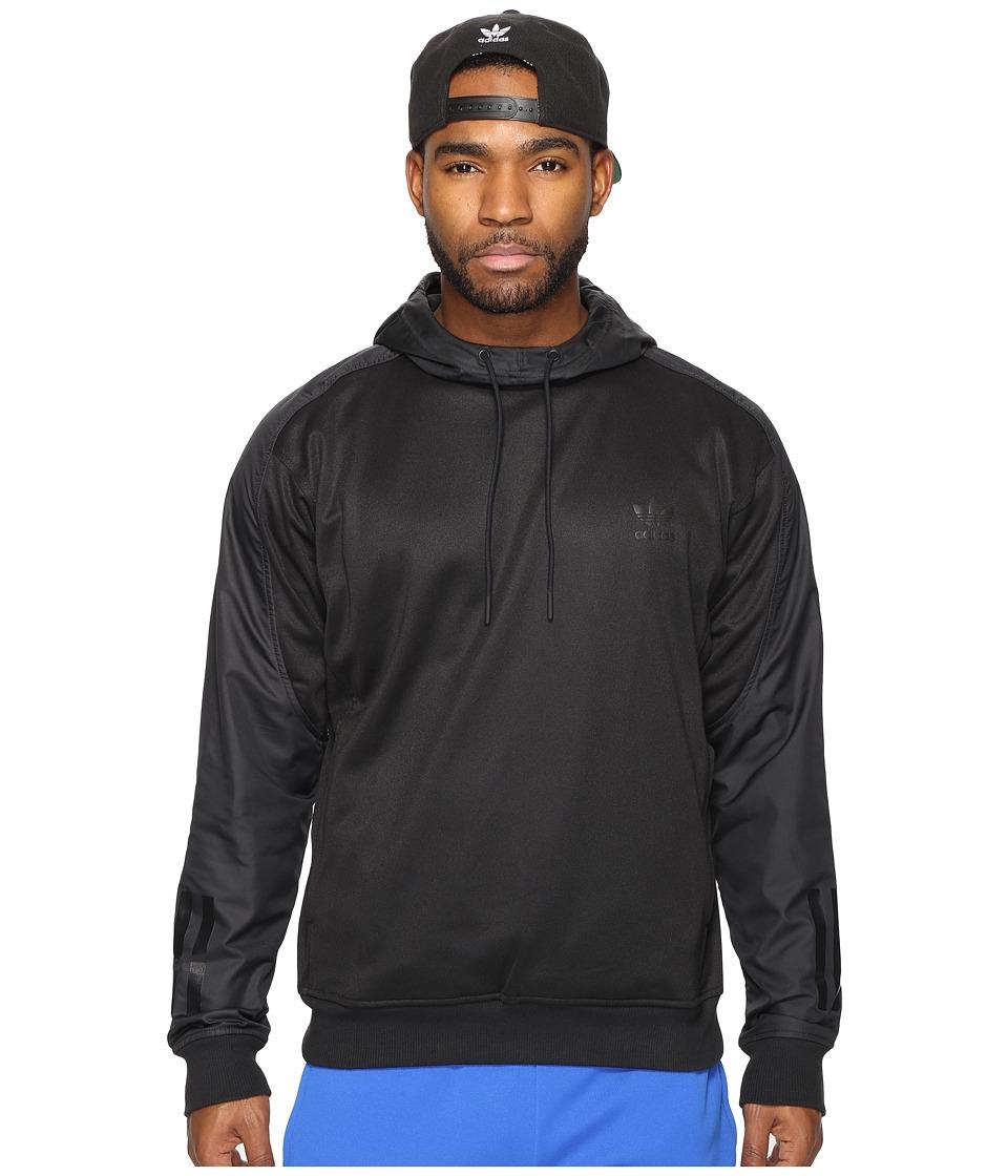 adidas Originals - Doom Block Hoodie (Black) Men's Sweatshirt