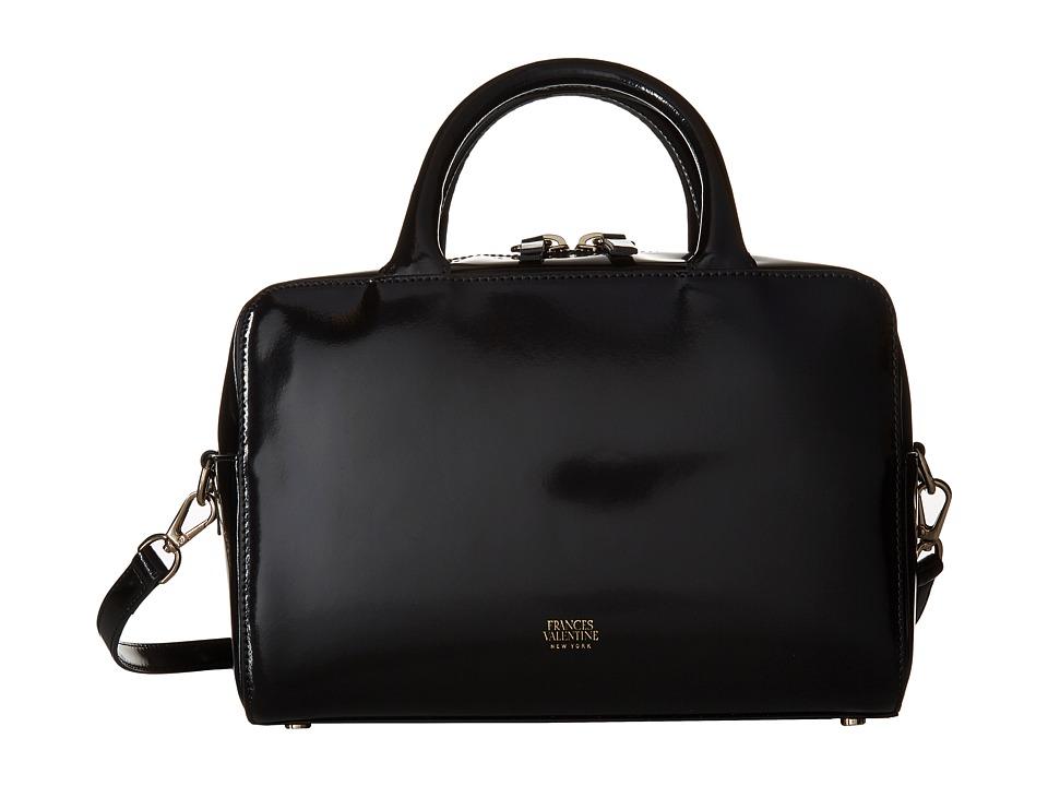 Frances Valentine - Maddy Medium Tote (Black) Tote Handbags