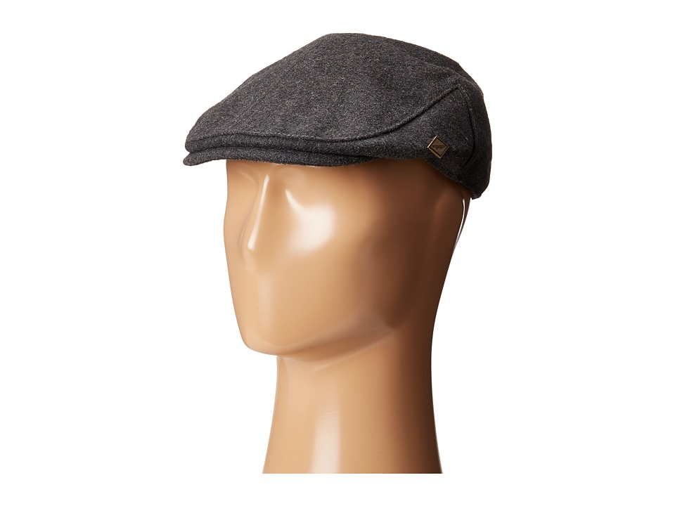 San Diego Hat Company - SDH3001 Wool Blend Driver (Grey) Caps