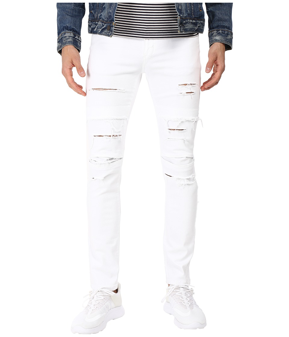Rustic Dime - Dime Denim in White (White) Men's Jeans