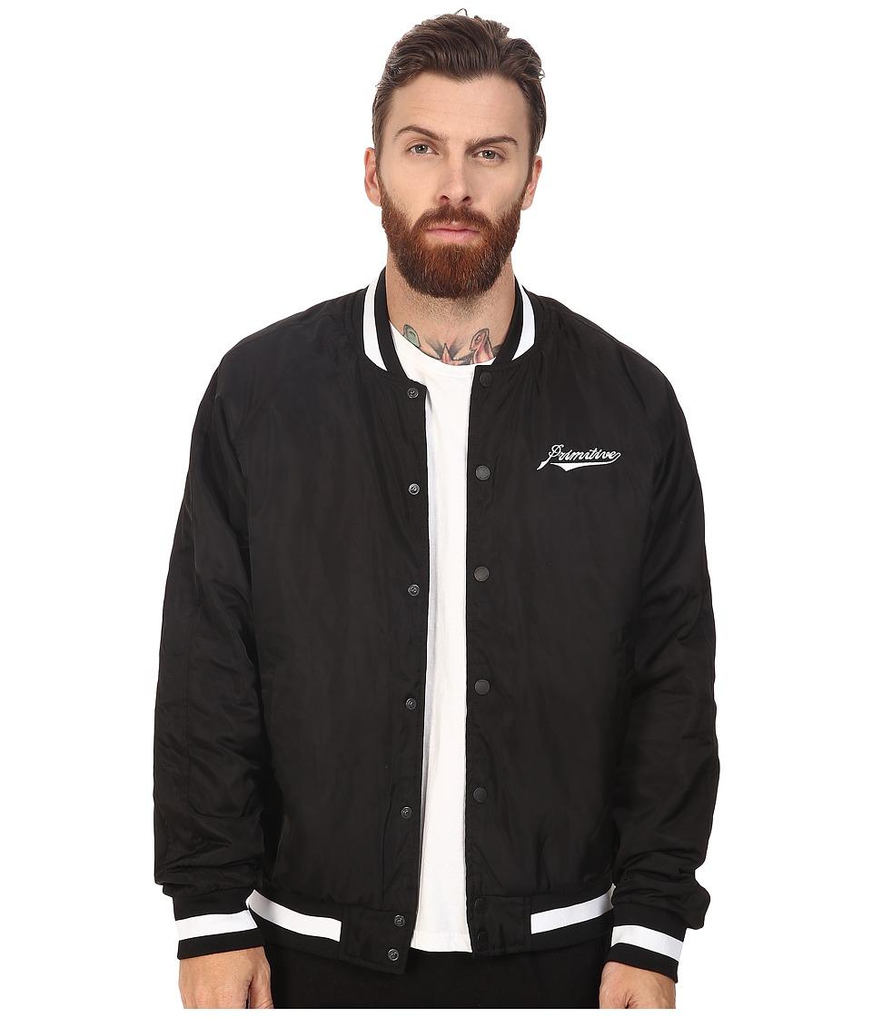 Primitive - Dugout Jacket (Black) Men's Coat