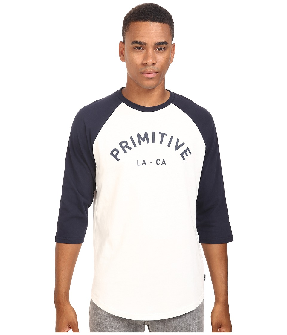 Primitive - Surplus Raglan (Navy) Men's Clothing