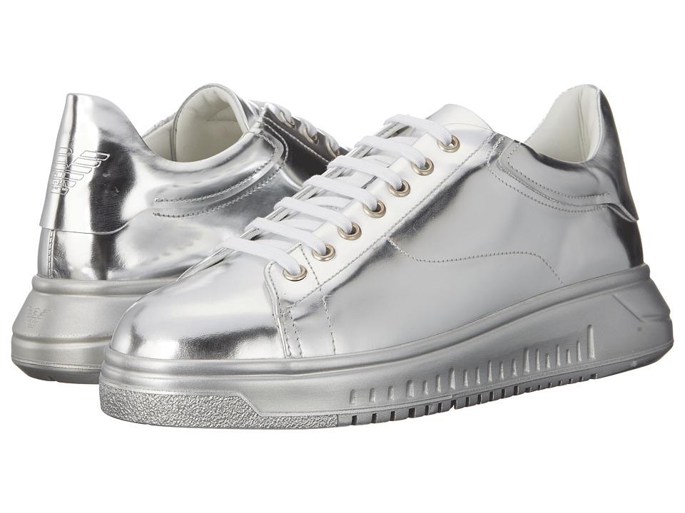 Emporio Armani - X3X024 (Argento) Women's Shoes