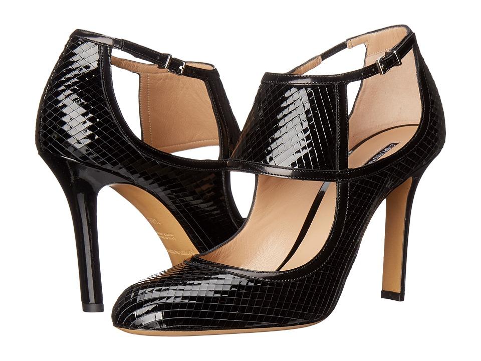 Emporio Armani - X3E258 (Nero/Nero) Women's Shoes