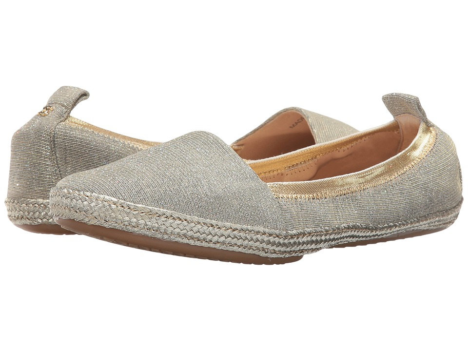 Yosi Samra - Liv (Platino) Women's Flat Shoes
