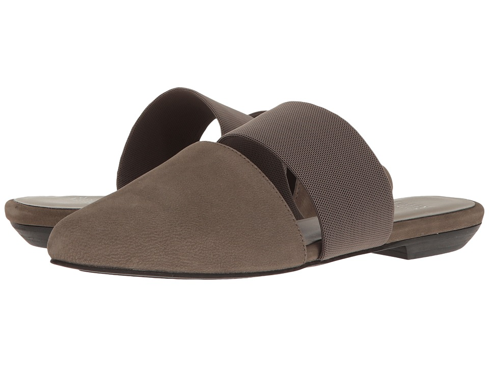 Eileen Fisher - Day (Shadow Tumbled Nubuck) Women's Flat Shoes