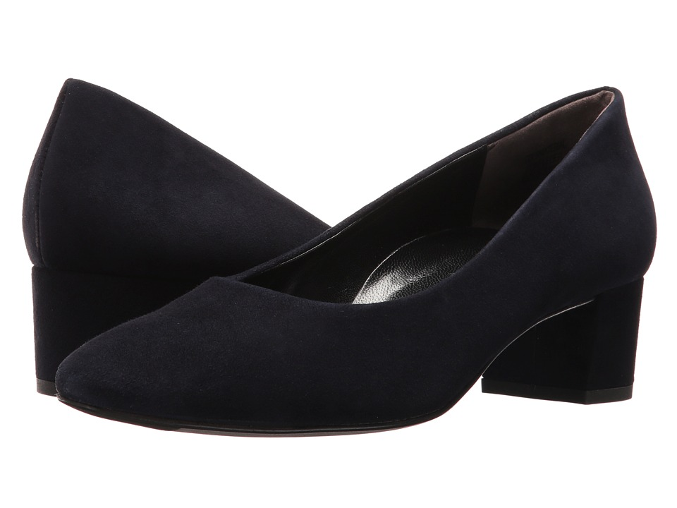 Paul Green Lynne (Blue Suede) Women