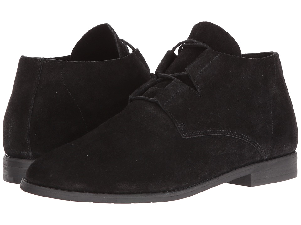 Eileen Fisher Baret (Black Sport Suede) Women