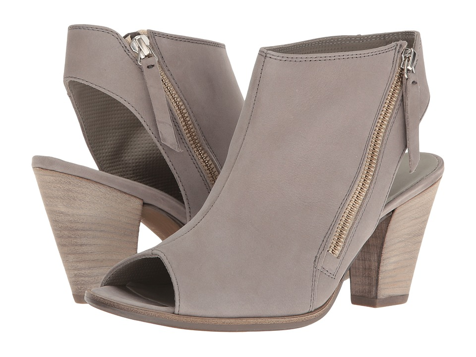 Paul Green - Lady Sandal (Grey Nubuck) High Heels