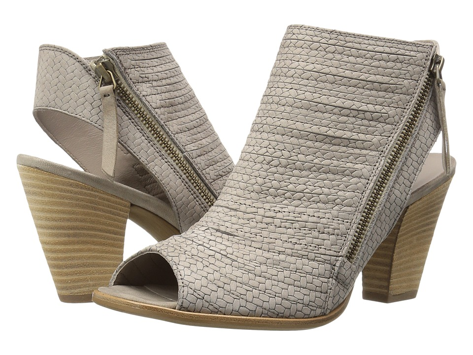 Paul Green - Alexandra (Truffel Braid Leather) High Heels