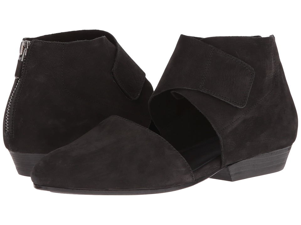 Eileen Fisher - Calia (Black Tumbled Nubuck) Women's Shoes