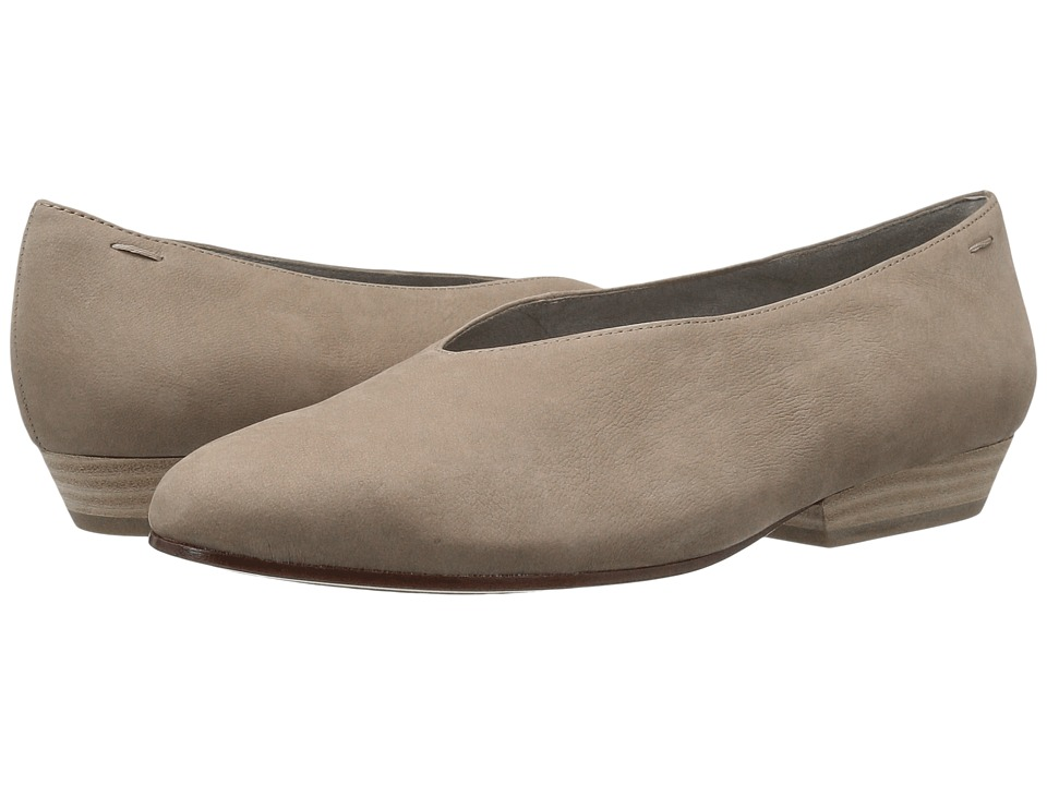 Eileen Fisher - Sabin (Earth Tumbled Nubuck) Women's Slip on Shoes