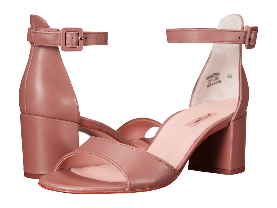 Paul Green Lonnie Heel (Sisal Leather) High Heels