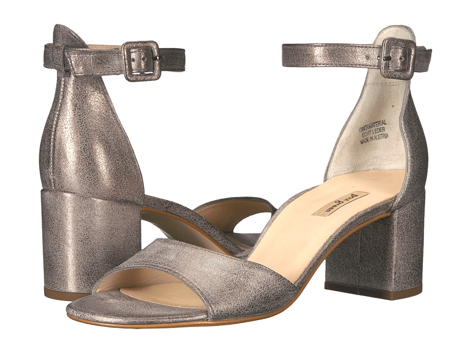 Paul Green - Lonnie Heel (Smoke Metallic) High Heels