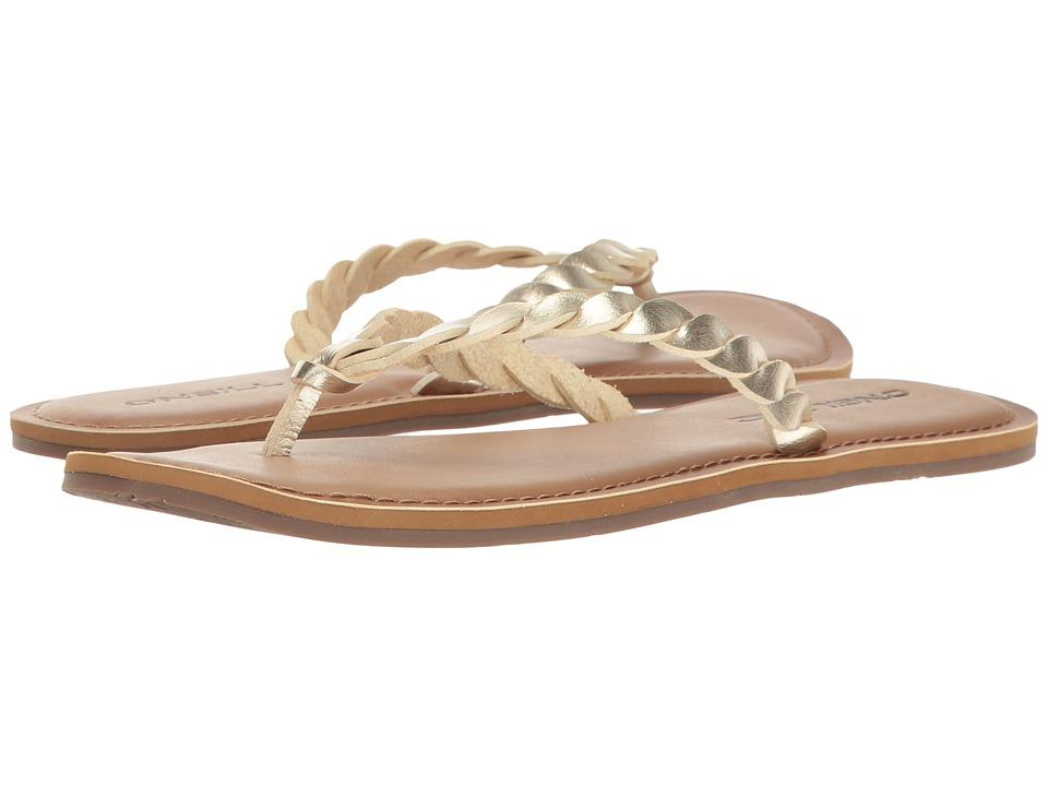 O'Neill - Lucille (Pale Gold) Women's Sandals