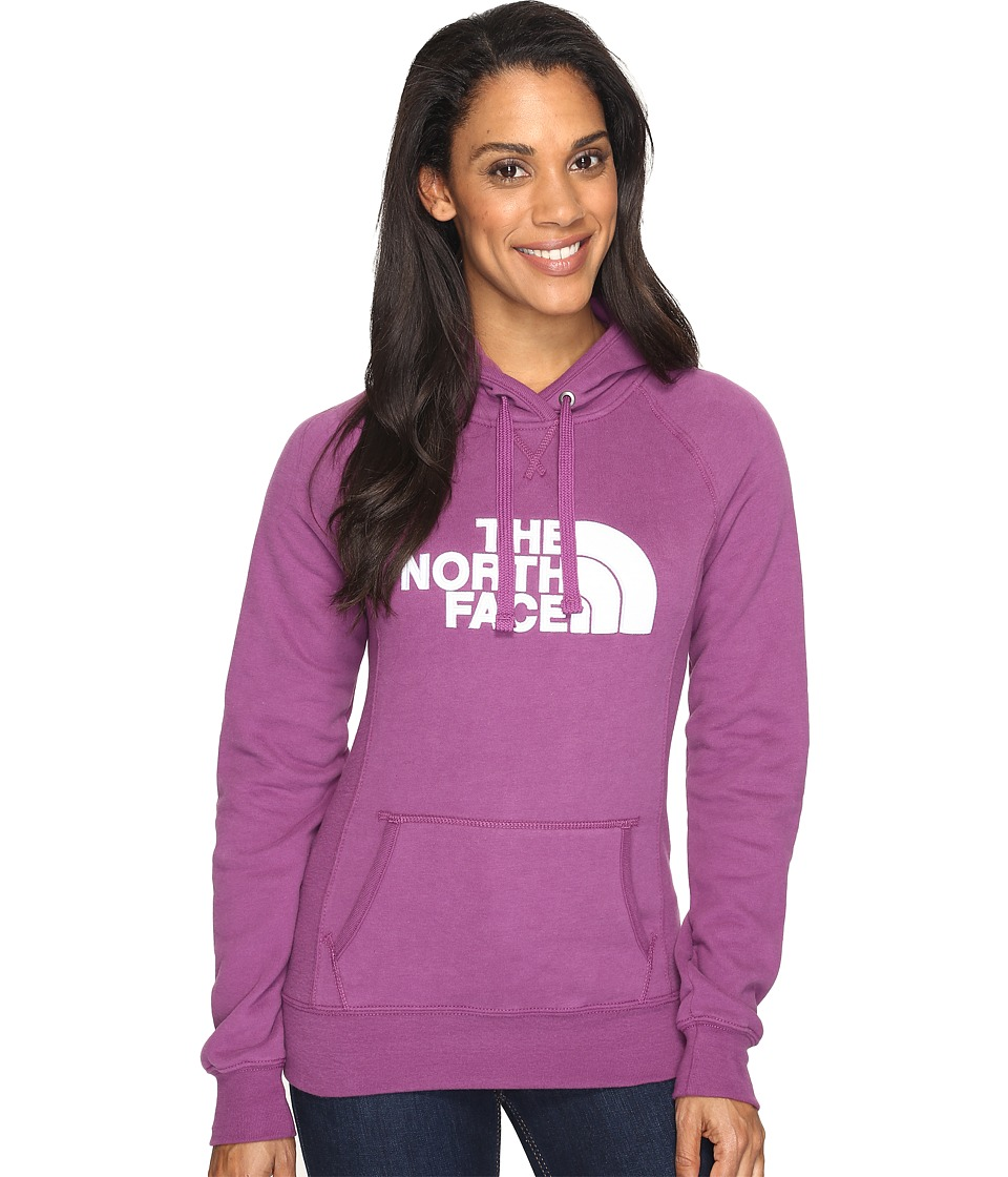 The North Face - Avalon Pullover Hoodie (Wood Violet/TNF White (Prior Season)) Women's Sweatshirt