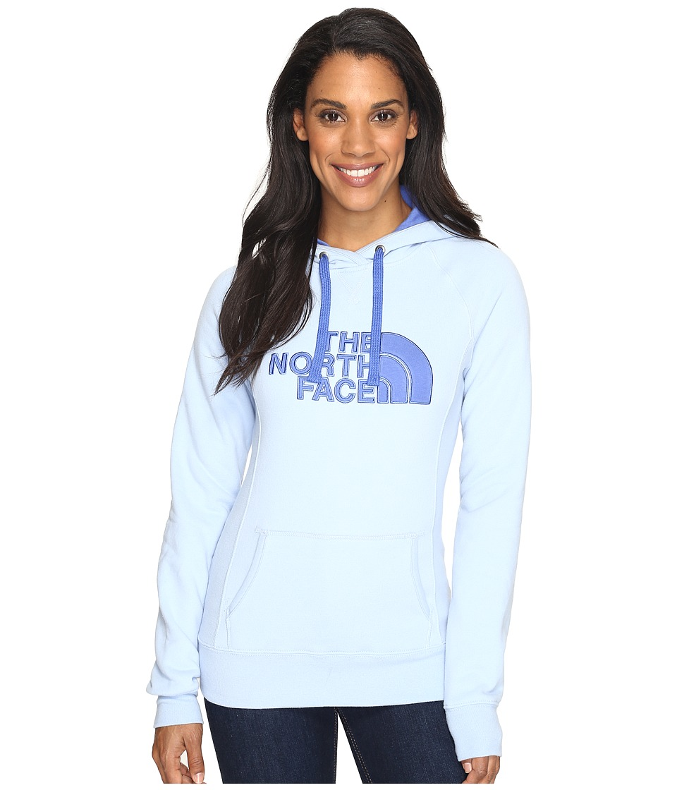 The North Face - Avalon Pullover Hoodie (Chambray Blue/Amparo Blue (Prior Season)) Women's Sweatshirt