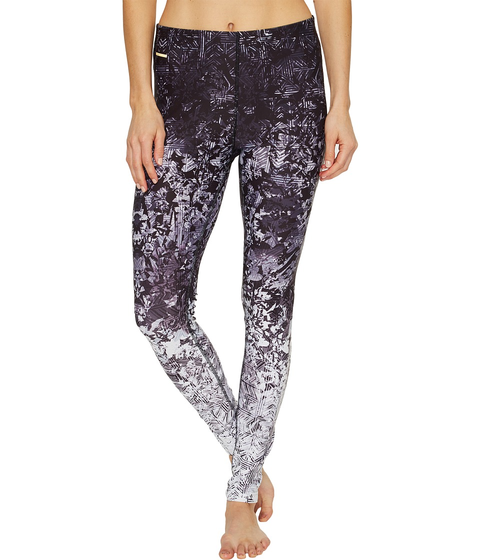 Lole - Sierra Leggings (Black Ethnic Flower) Women's Casual Pants