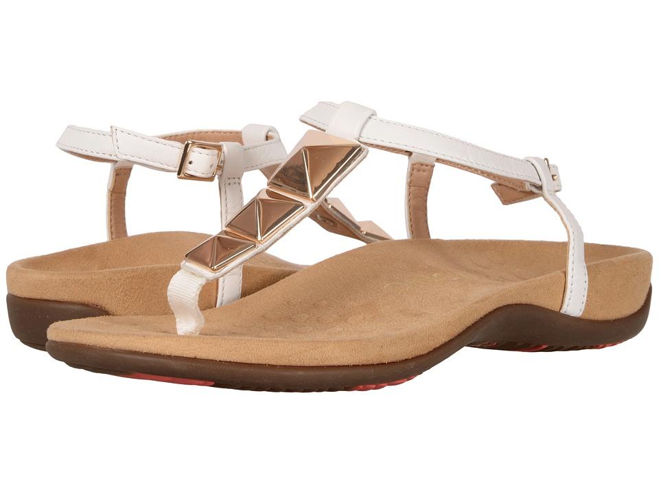 VIONIC - Nala (White Sheep Nappa) Women's Dress Sandals