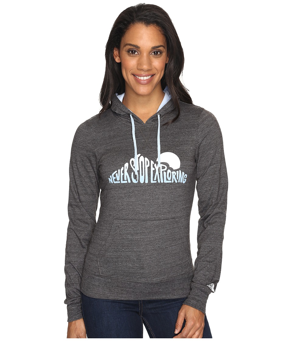 The North Face - NSE Sunrise Lightweight Pullover Hoodie (TNF Dark Grey Heather (Prior Season)) Women's Sweatshirt