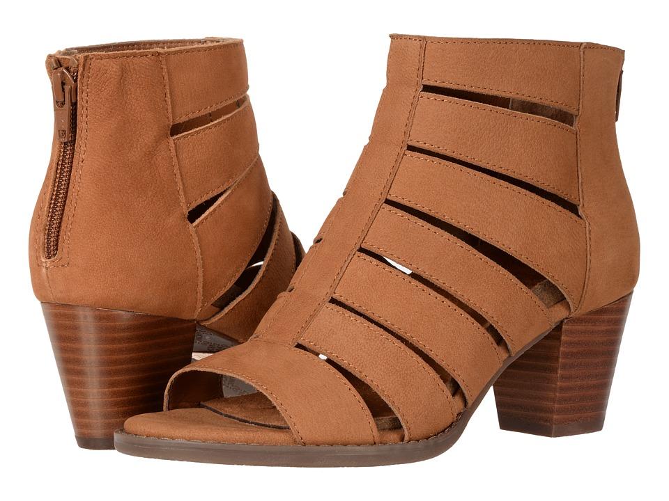 VIONIC - Aloft Harlow (Saddle) Women's Dress Pull-on Boots