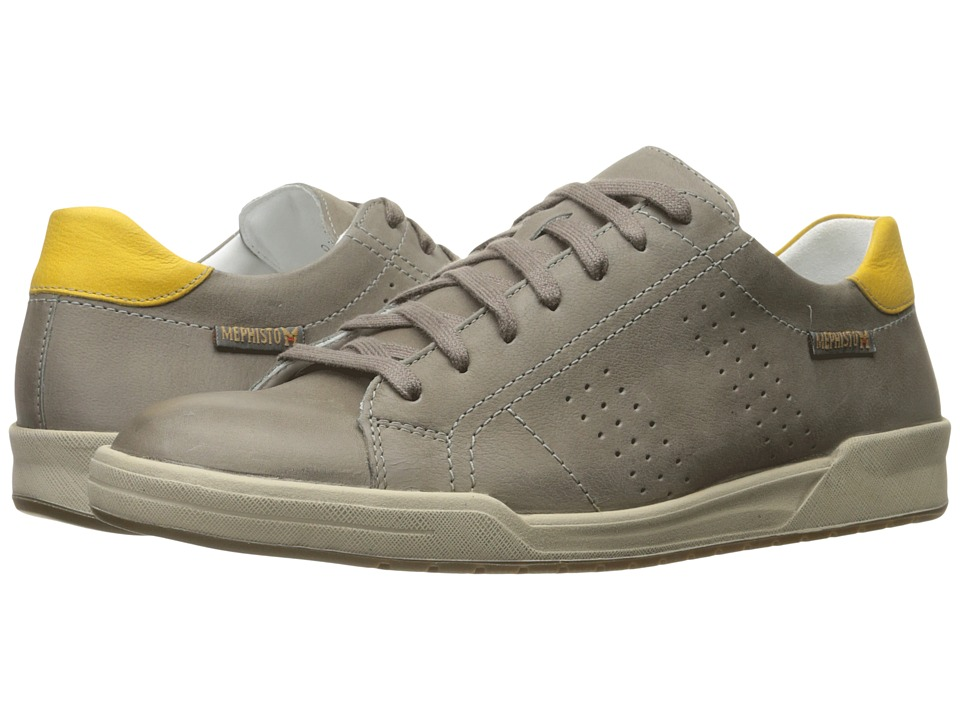 Mephisto - Rufo (Pewter/Yellow Brooklyn) Men's Shoes