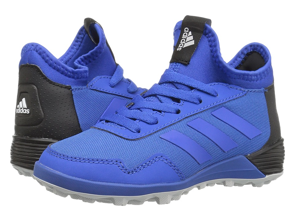 adidas Kids - Ace Tango 17.2 TF Soccer (Little Kid/Bid Kid) (Blue/Core Black) Kids Shoes