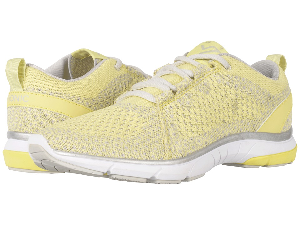 VIONIC - Sierra (Yellow) Women's Lace up casual Shoes