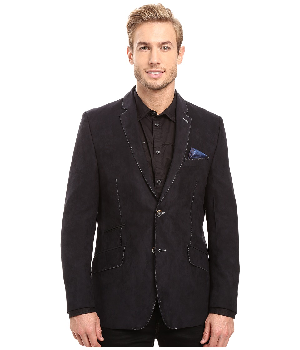 BUGATCHI - Gianni Blazer (Midnight) Men's Jacket