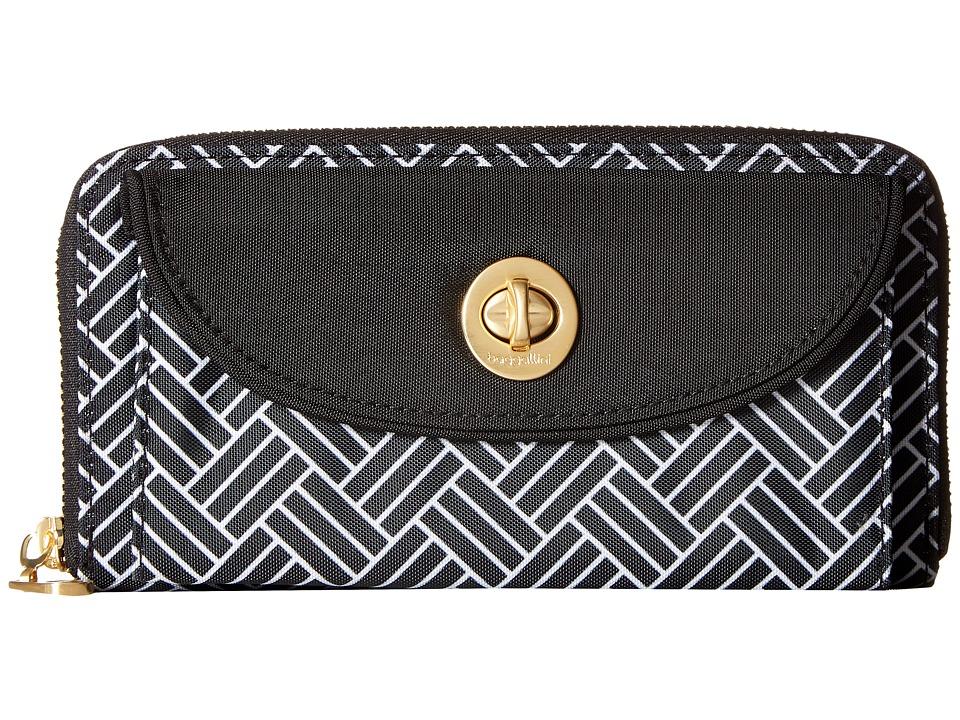 Baggallini - Kyoto RFID Wallet (Basket Weave) Wallet Handbags