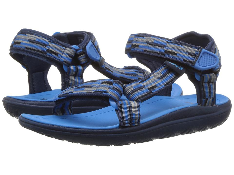 Teva Kids Terra-Float Universal (Little Kid/Big Kid) (Tacion Blue) Boys Shoes