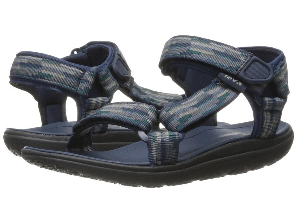 Teva Kids Terra-Float Universal (Little Kid/Big Kid) (Tacion Navy) Boys Shoes