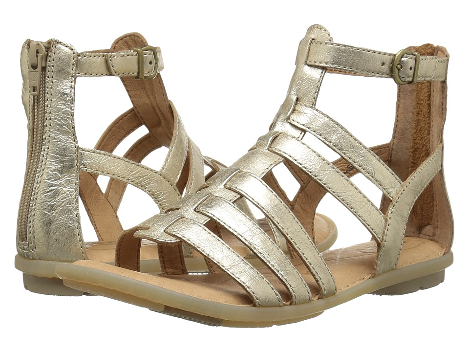 Born - Tripoli (Light Gold Metallic) Women's Sandals