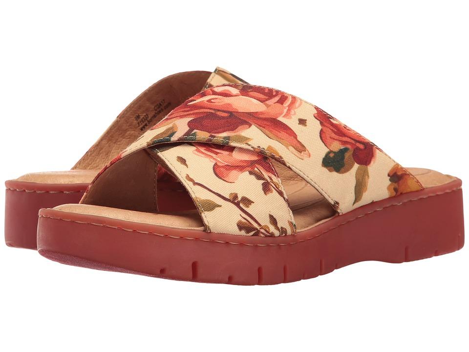 Born - Caracas (Multi Fabric) Women's Shoes