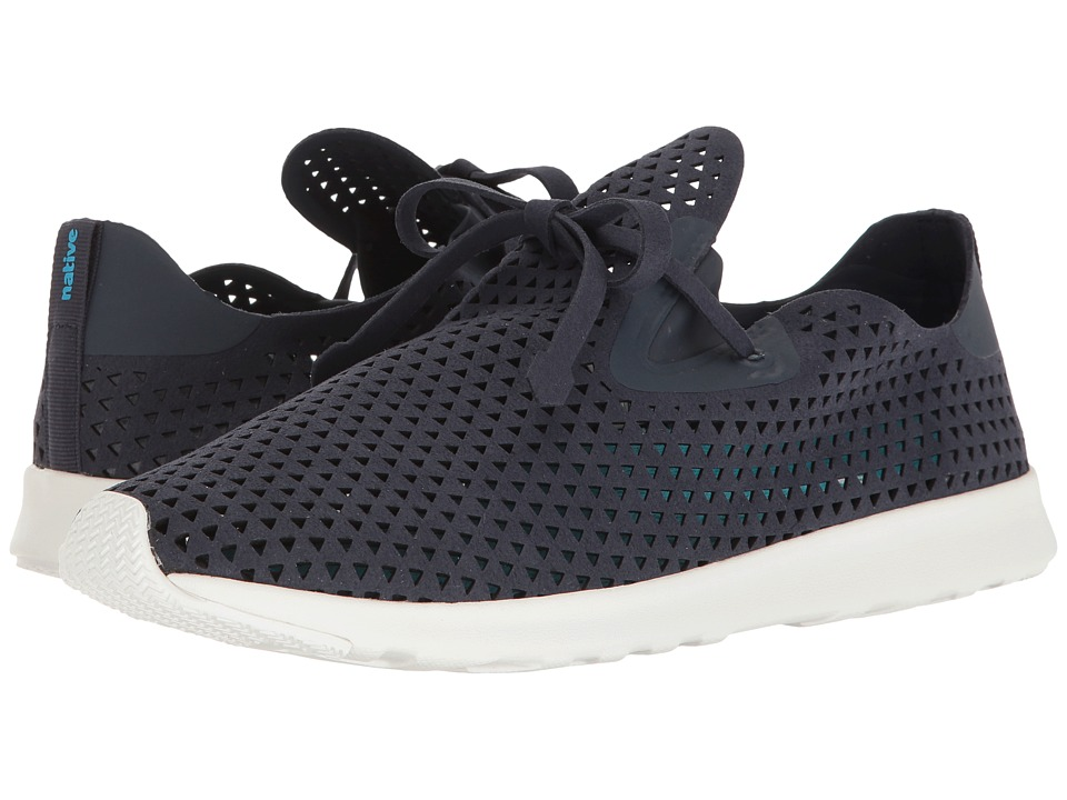 Native Shoes Apollo XL (Darknite Grey/Shell White/Shell Rubber/Triangle) Lace up casual Shoes
