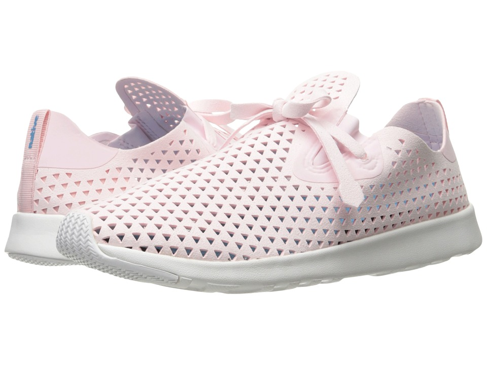 Native Shoes - Apollo XL (Milk Pink/Shell White/Shell Rubber/Triangle) Lace up casual Shoes
