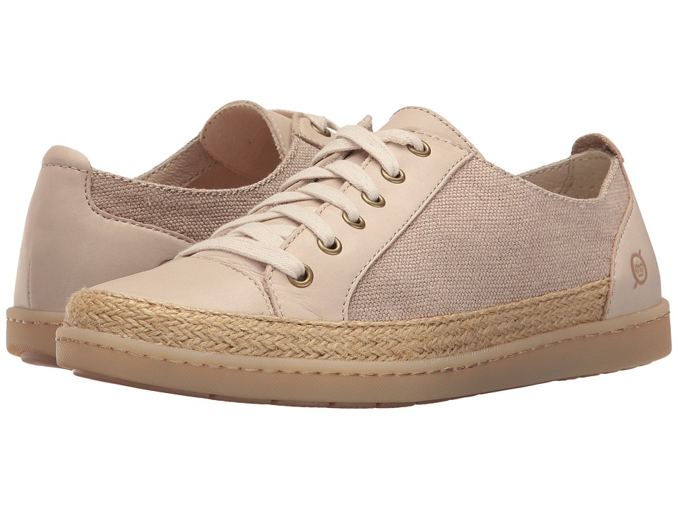 Born Corfield (Natural/Cream Canvas Combo) Women