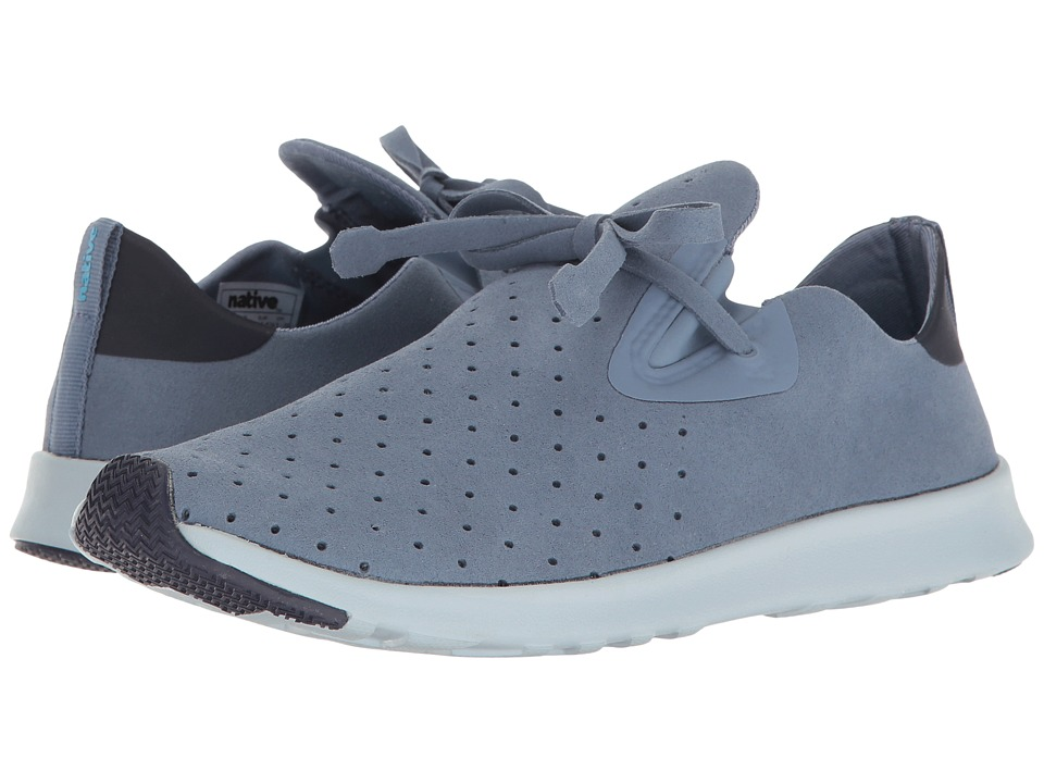 Native Shoes - Apollo Moc (Wolf Blue/Regatta Blue/Air Blue/Regatta Rubber) Shoes
