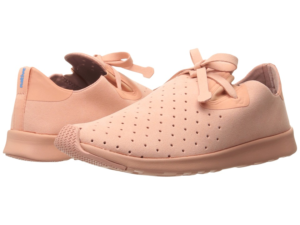 Native Shoes Apollo Moc (Clay Pink/Clay Pink/Clay Rubber) Shoes