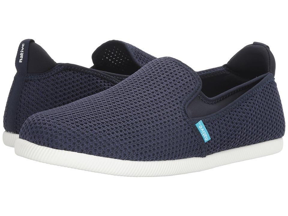 Native Shoes Cruz (Regatta Blue/Shell White) Athletic Shoes