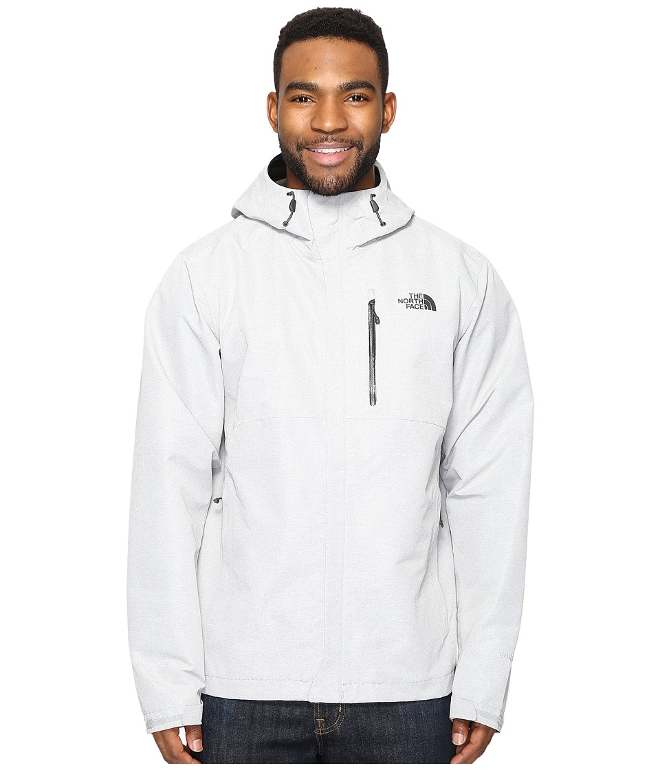 The North Face Dryzzle Jacket (TNF Light Grey Heather) Men