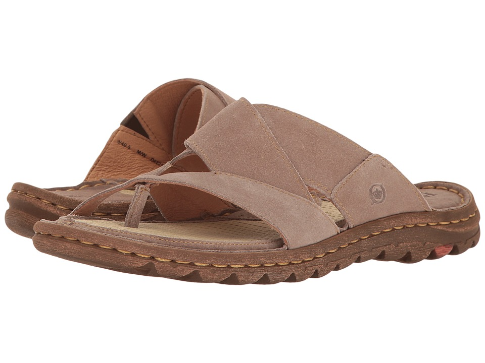 Born Sorja (Taupe Suede) Women