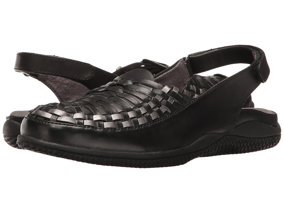 SoftWalk Harper (Black/Pewter) Women