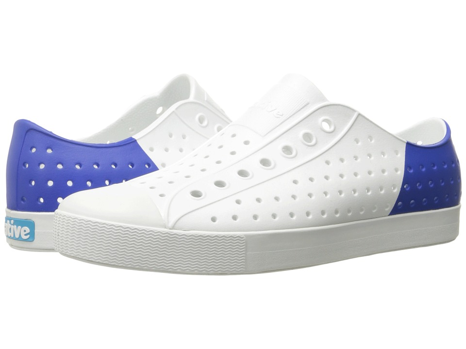 Native Shoes - Jefferson (Shell White/Shell White/UV Block) Shoes