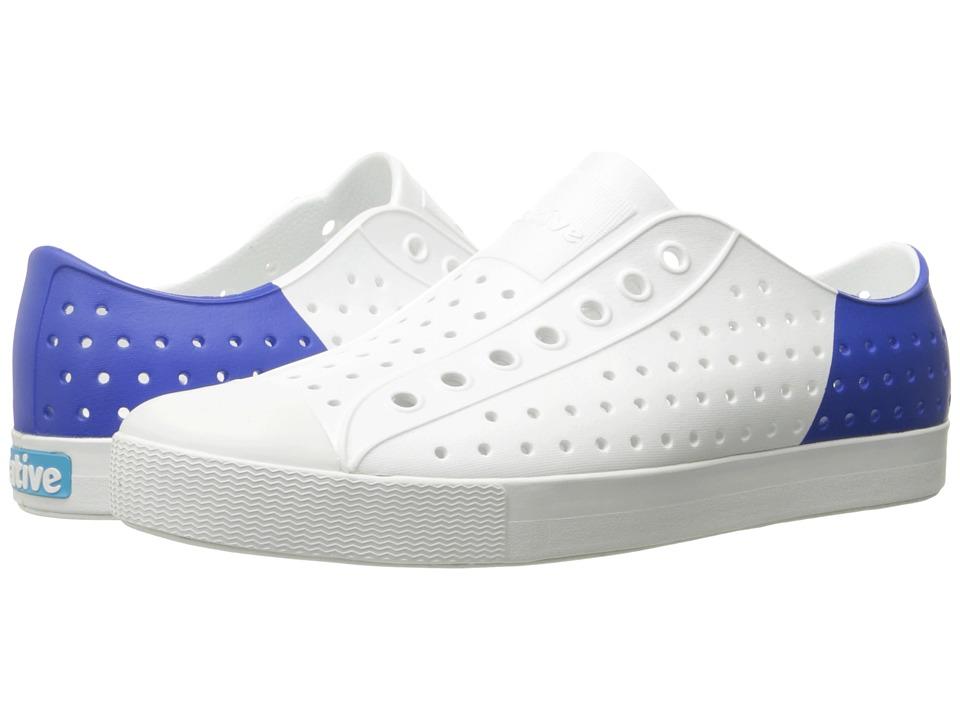 Native Shoes - Jefferson (Shell White/Shell White/UV Block) Shoes