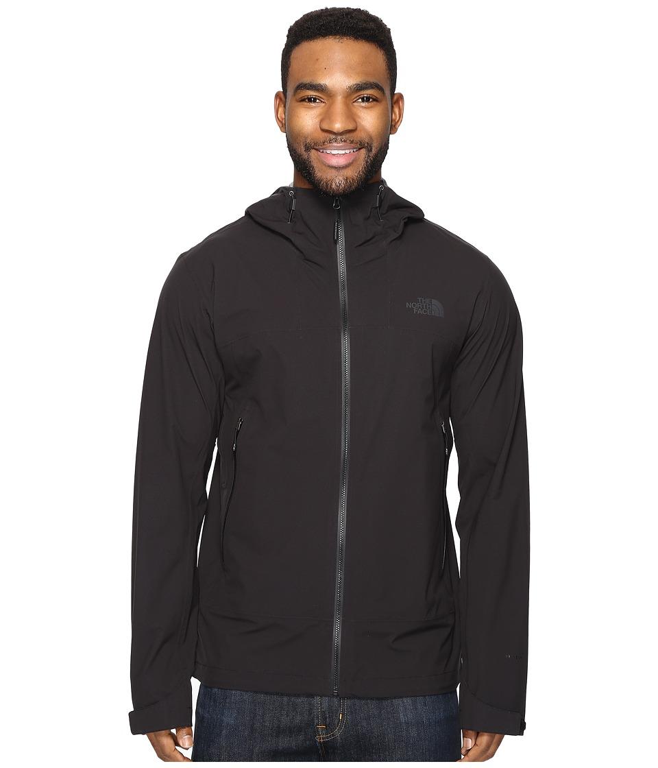 The North Face - Leonidas 2 Jacket (TNF Black/TNF Black (Prior Season)) Men's Coat