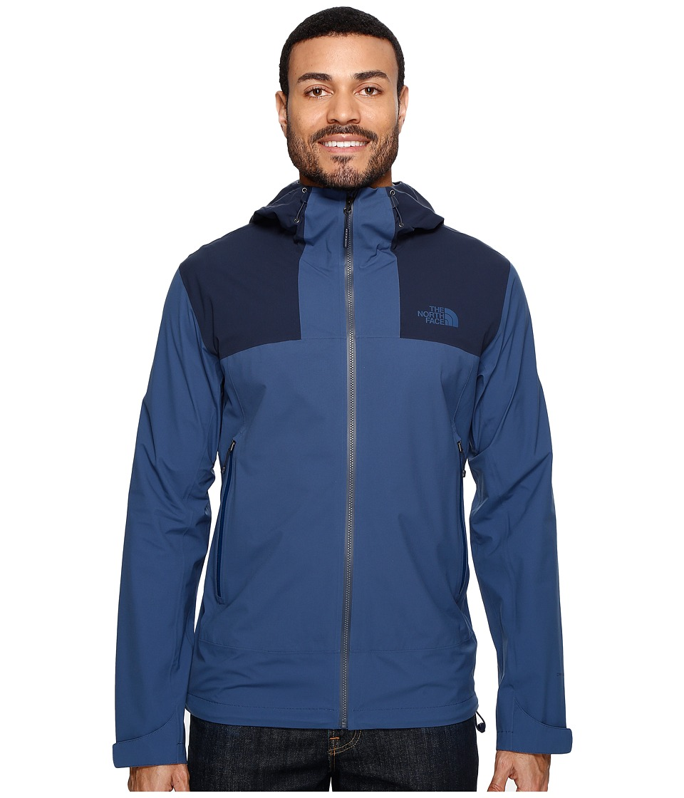 The North Face - Leonidas 2 Jacket (Shady Blue/Urban Navy (Prior Season)) Men's Coat