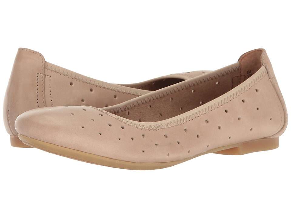 Born - Julianne (Brown Punched) Women's Flat Shoes